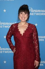 CAITLIN BARLOW at Paramount Network Launch Party at Sunset Tower in Los Angeles 01/18/2018