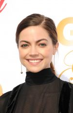 CAITLIN CARVER at 5th Annual Gold Meets Golden in Los Angeles 01/06/2018