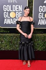 CAITRIONA BALFE at 75th Annual Golden Globe Awards in Beverly Hills 01/07/2018