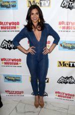 CAMILA BANUS at 66 Retrospective and Batman Exhibit Opening Night in Los Angeles 01/10/2018