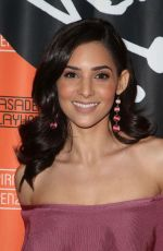 CAMILA BANUS at Pirates of Penzance Opening Night in Los Angeles 01/25/2018