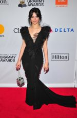 CAMILA CABELLO at Clive Davis and Recording Academy Pre-Grammy Gala in New York 01/27/2018