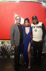 CAMILA CABELLO at Youtube Brings the Boom Bap to New York 01/26/2018