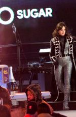 CAMILA CABELLO Rehearses for New Years Eve Performance at Times Square in New York 12/31/2017