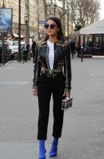CAMILA COELHO at Elie Saab 2018 Haute Couture Spring/Summer Show in Paris 01/24/2018