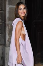 CAMILA COELHO at Valentino Show at Spring/Summer 2018 Haute Couture Fashion Week in Paris 01/24/2018