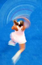 CAMILA GIORGI at Australian Open Tennis Tournament in Melbourne 01/19/2018