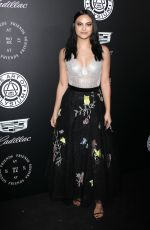 CAMILA MENDES at The Art of Elysium Heaven in Los Angeles 01/06/2018