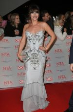 CANDICE BROWN at National Television Awards in London 01/23/2018