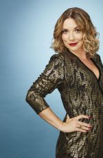 CANDICE BROWN  - Dancing on Ice TV Series Promos 2017
