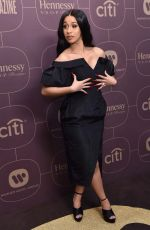 CARDI B at Delta Airlines Pre-grammy Party in New York 01/25/2018