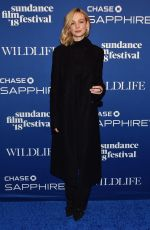 CAREY MULLIGAN at Wildlife Aafter Party at Chase Sapphire Lounge at Sundance Film Festival 01/20/2018