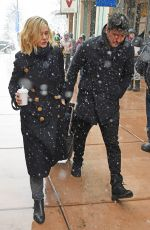 CAREY MULLIGAN Out and About in Park City 01/20/2018