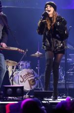 CARLY PEARCE Performs at New Year Celebration in Nashville 12/31/2017