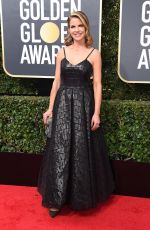 CARLY STEEL at 75th Annual Golden Globe Awards in Beverly Hills 01/07/2018