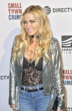 CARMEN ELECTRA at Small Town Crime Special Screening in Los Angeles 01/09/2018