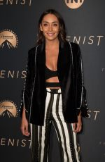 CAROLINA GUERRA at The Alienist Premiere in Los Angeles 01/11/2018