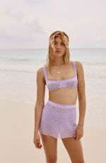 CAROLINE CORINTH for Love and Lemons, Spring 2018 Swimwear Collection