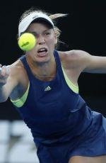 CAROLINE WOZNIACKI at Australian Open Tennis Tournament Final in Melbourne 01/27/2018
