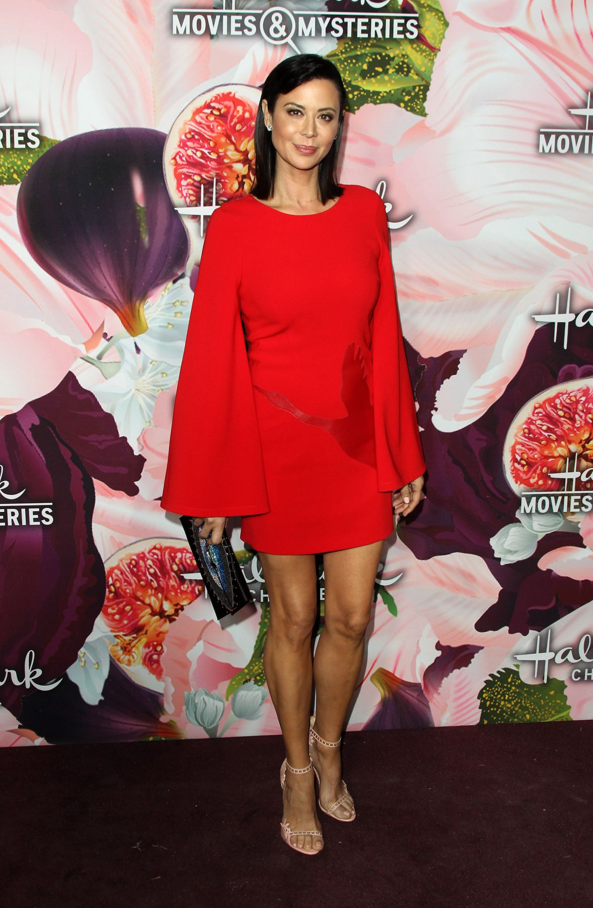 CATHERINE BELL at Hallmark Channel All-star Party in Los ...