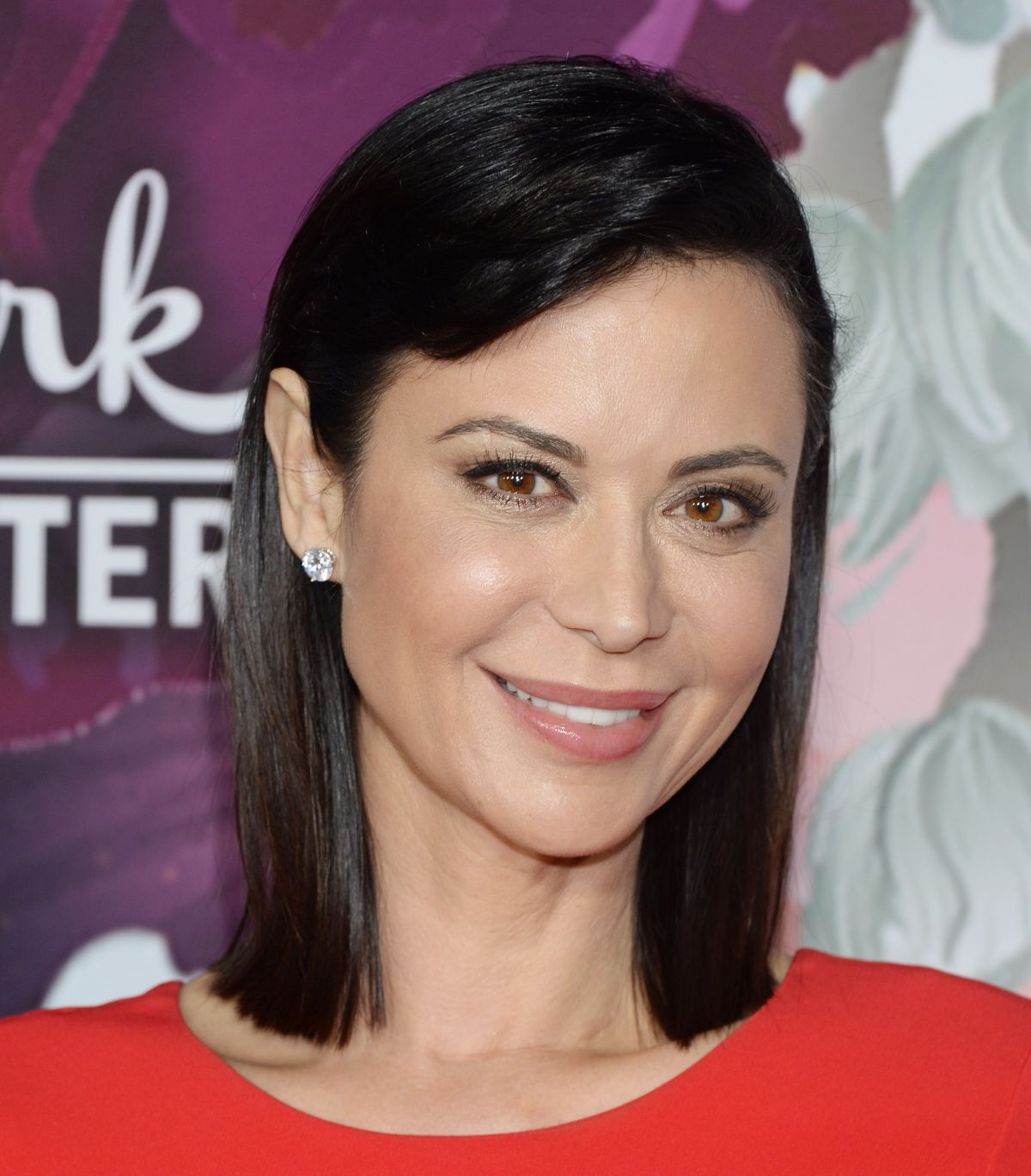 CATHERINE BELL at Hallmark Channel All-star Party in Los