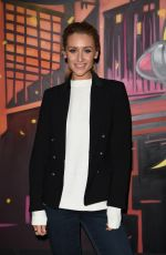 CATHERINE TYLDESLEY at Flip Out Manchester Launch 01/25/2018