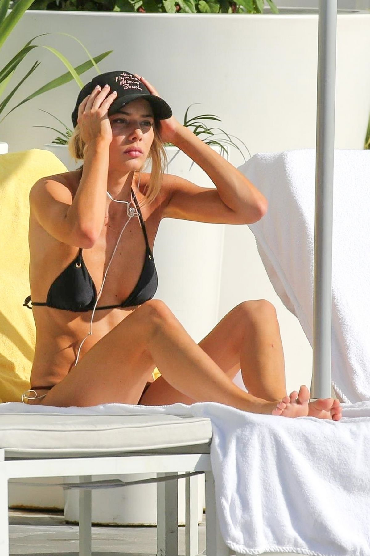 Is a cute Julia Kuczynska naked (88 photo), Tits, Bikini, Feet, lingerie 2006