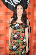 CELESTE THORSON at Pirates of Penzance Opening Night in Los Angeles 01/25/2018