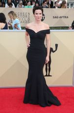 CHANTAL COUSINEAU at Screen Actors Guild Awards 2018 in Los Angeles 01/21/2018