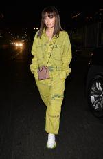 CHARLI XCX at Stella McCartney Show in Hollywood 01/16/2018