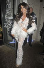CHARLOTTE DAWSON Night Out in Blackpool 12/31/2017