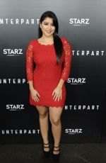 CHELSEA RANDON at Counterpart Premiere in Los Angeles 01/10/2018