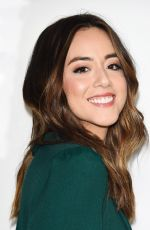 CHLOE BENNET at ABC All-star Party at TCA Winter Press Tour in Los Angeles 01/08/2018