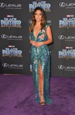 CHLOE BENNET at Black Panther Premiere in Hollywood 01/29/2018