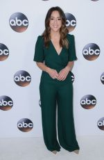 CHLOE BENNET at Disney/ABC Television TCA Winter Press Tour in Los Angeles 01/08/2018