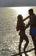 CHLOE FERRY in Bikini at a Beach in Thailand 01/10/2018