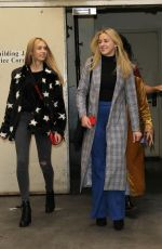 CHLOE LUKASIAK Leaves Her Book Signing at Barnes and Noble in Los Angeles 01/27/2018