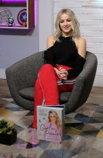 CHLOE LUKASIAK Promotes Her Book in Los Angeles 01/16/2018