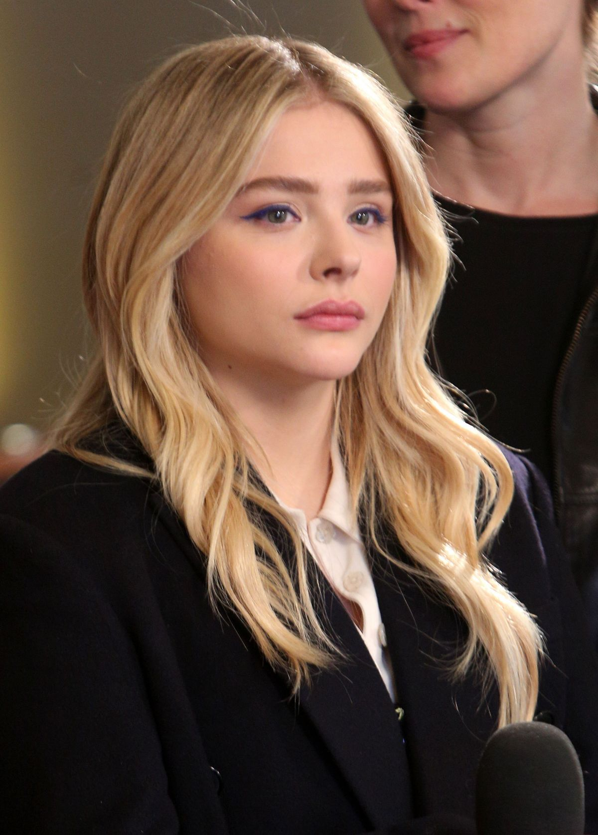 CHLOE MORETZ at Deadli...