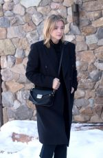 CHLOE MORETZ Out and About in Park City 01/22/2018