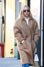 CHLOE SEVIGNY Out in New York 01/10/2018