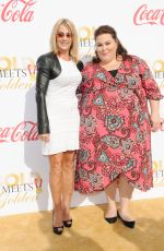 CHRISSY METZ at 5th Annual Gold Meets Golden in Los Angeles 01/06/2018