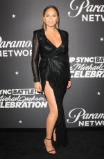 CHRISSY TEIGEN at Lip Sync Battle Live: A Michael Jackson Celebration in Los Angeles 01/18/2018