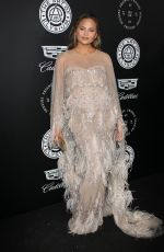 CHRISSY TEIGEN at The Art of Elysium Heaven in Los Angeles 01/06/2018