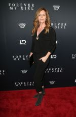 CHRISTIE LYNN SMITH at Forever My Girl Premiere in Los Angeles 01/16/2018