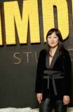 CHRISTINA CHOE at IMDB Studio at Sundance Film Festival in Park City 01/19/2018