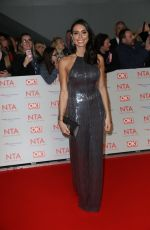 CHRISTINE BLEAKLEY at National Television Awards in London 01/23/2018
