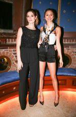 CHRISTINE EVANGELISTA and ASHLEY GREENE at Versace Mansion in Miami 01/17/2018