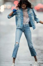 CINDY BRUNA for Elle Magazine, Italy February 2018