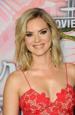 CINDY BUSBY at Hhallmark Channel All-star Party in Los Angeles 01/13/2018